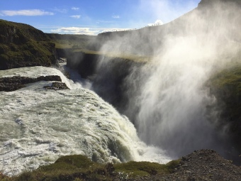 Gullfoss am Golden Circle
